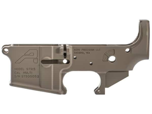 Beautiful lower - This can be cerakoted for color customization - Cline Tactical