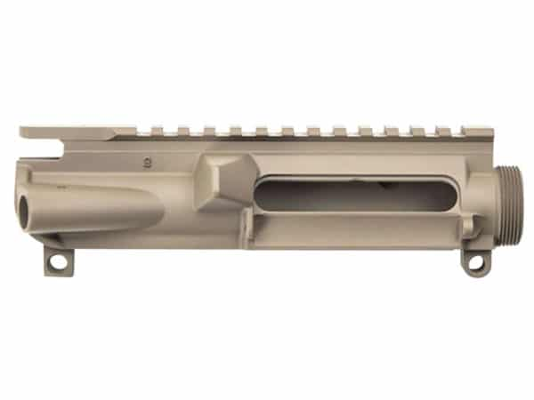 Here is an upper that can be cerakoted - Cline Tactical